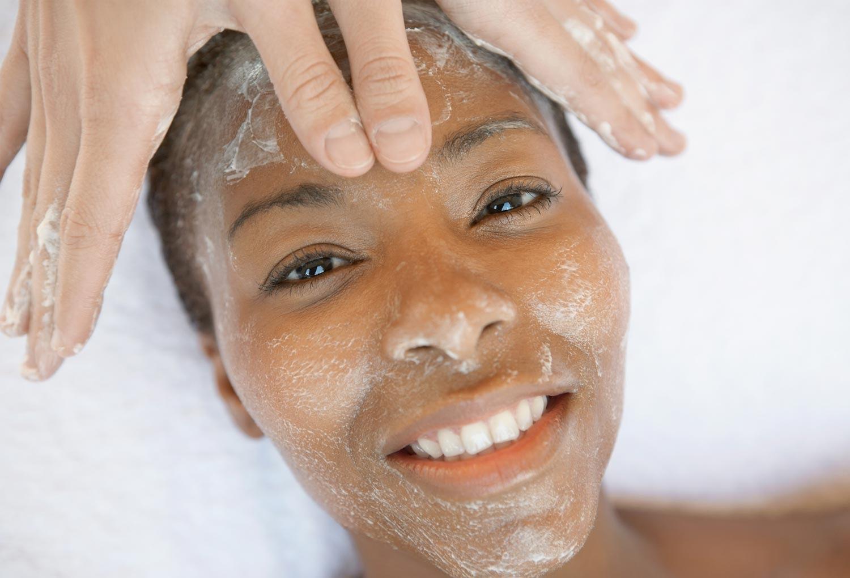 medical grade facials for self-care