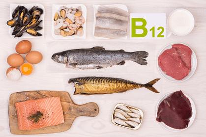 food rich in b12