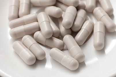 glutathione supplements