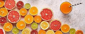 vitamin c in citrus