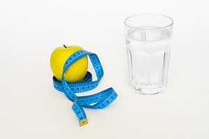 Advantages in using Water to aid weight loss